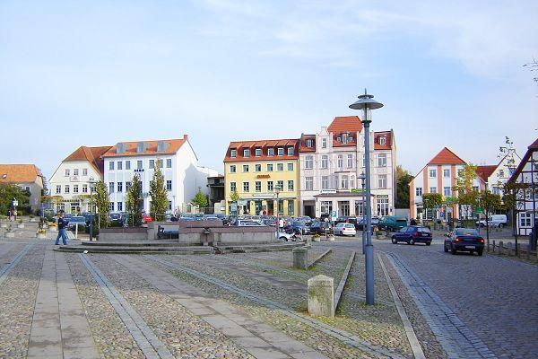 Marktplatz Bergen