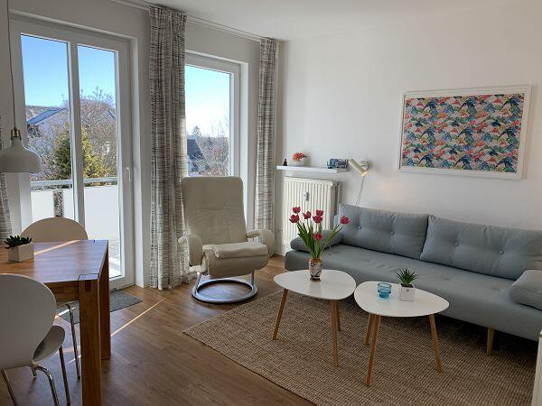 Wohnzimmer Villa Linde