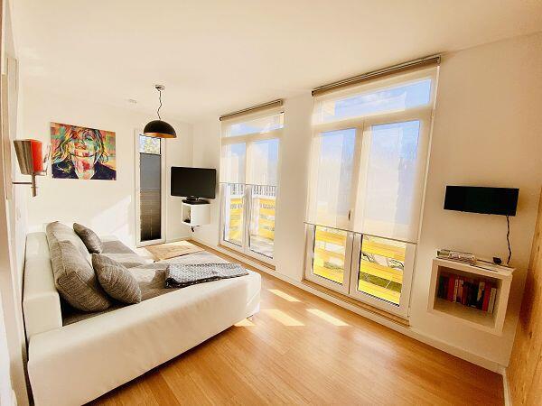 SommarStuga Wohnzimmer