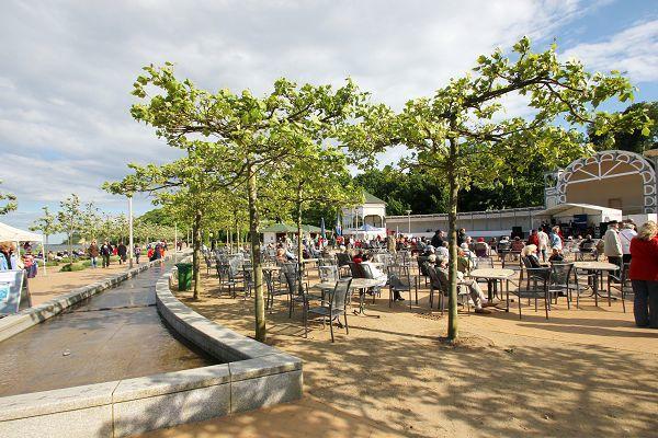Bernsteinfest an der Göhrener Promenade
