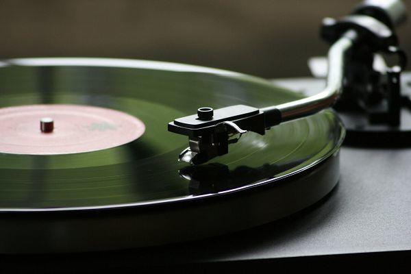 DJ-Night Plattenspieler