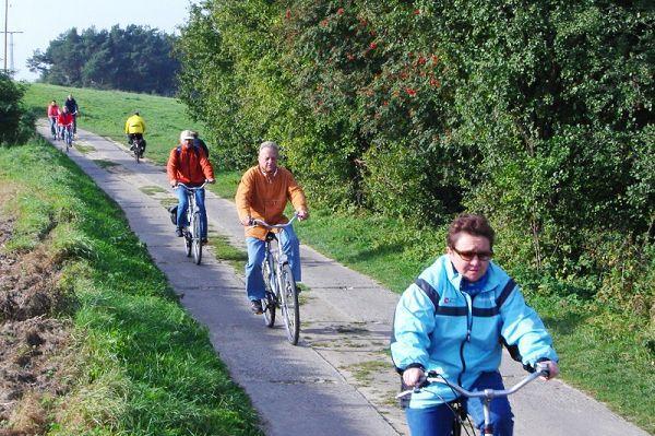 Fahrradtouren auf der Insel Rügen