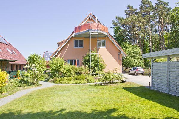 Ferienwohnungen am Wald in Glowe auf Rügen