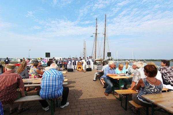 Hafenfest in Gager 2015
