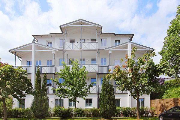 Haus Apfelblüte (F-1002) in Göhren
