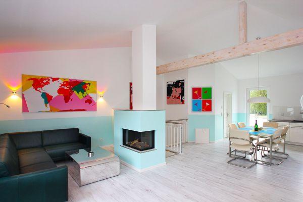 Ferienhaus Beach House Rügen Haus Schotstek
