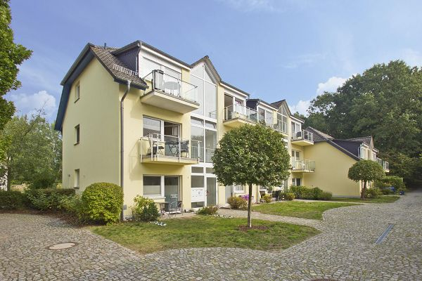 Appartementanlage Eldena in Lobbe