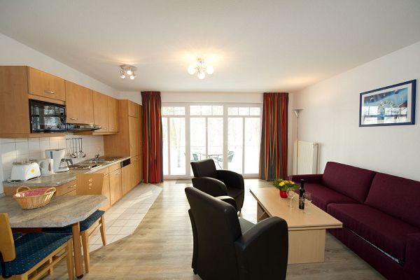 Ostseeresidenz F-1090 - Wohnung 12