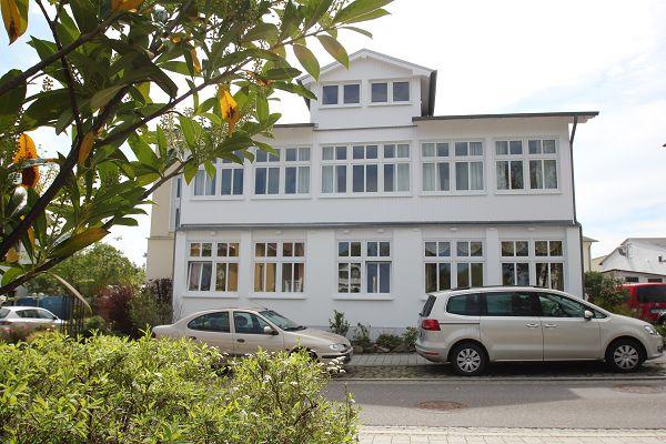 Villa Elise F-1093 im Ostseebad Göhren