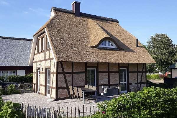 Ferienhaus Min Hüsung in Gager