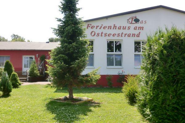 Das Ferienhaus am Ostseestrand F-1102 in Gager