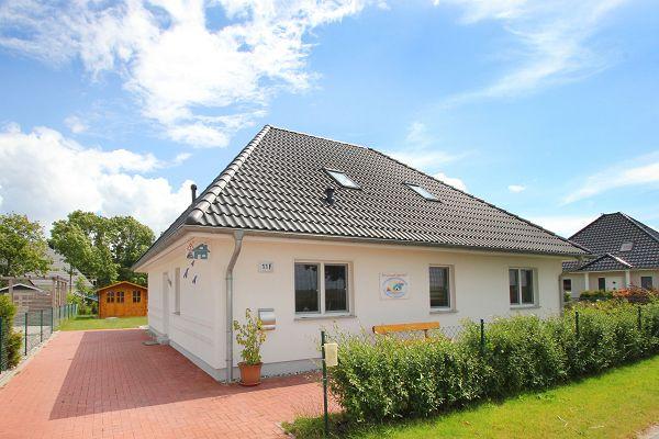 Ferienhaus am kleinen Nordkap in Breege