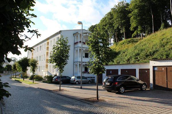 Ferienwohnung Silvana im Ostseebad Binz