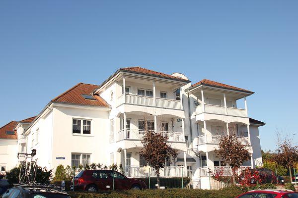 Ferienwohnung am Potenberg im Ostseebad Binz