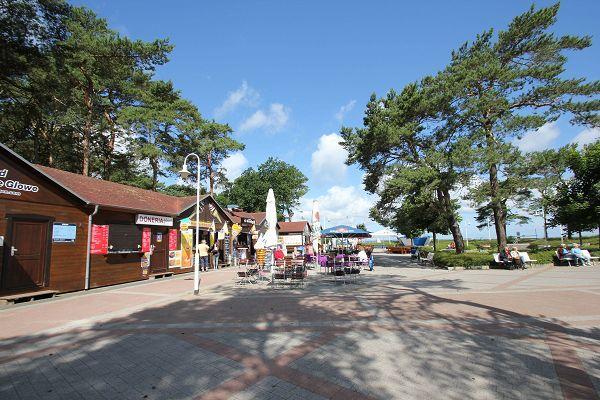Promenade in Glowe