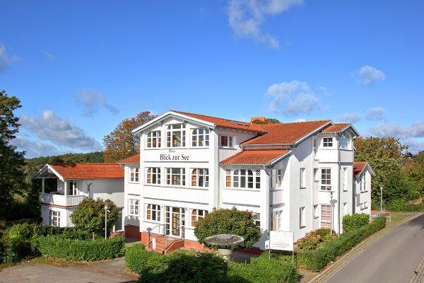 Haus Blick zur See im Ostseebad Göhren
