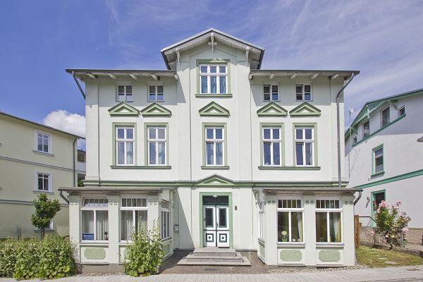 Haus Borgwardt im Ostseebad Göhren