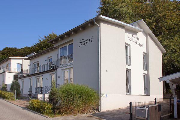 Haus Capri F-1076 im Ostseebad Binz