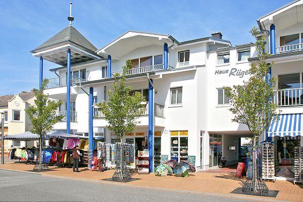 Haus Rügen im Ostseebad Göhren