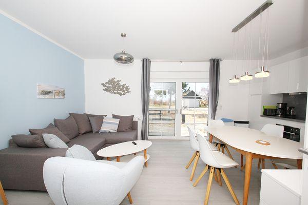 Appartementhaus Inselwind Wohnung MEERglück Nr. 01