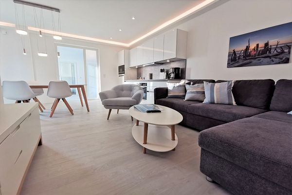 Appartementhaus Inselwind MEERsalz Wohnung Nr. 04 in Groß Zicker