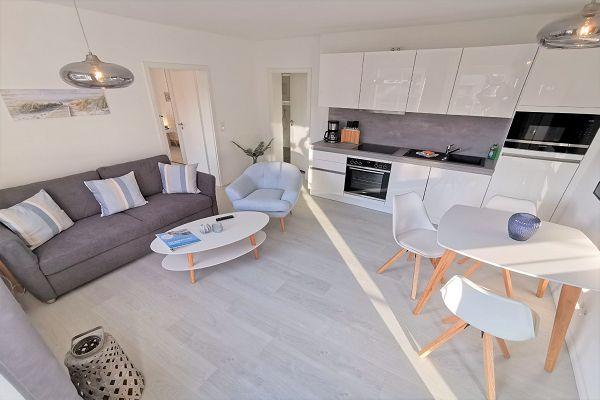Appartementhaus Inselwind MEERhafen Wohnung Nr. 05 in Groß Zicker