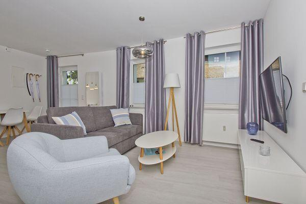 Appartementhaus Inselwind MEERzauber Wohnung Nr. 09 in Groß Zicker