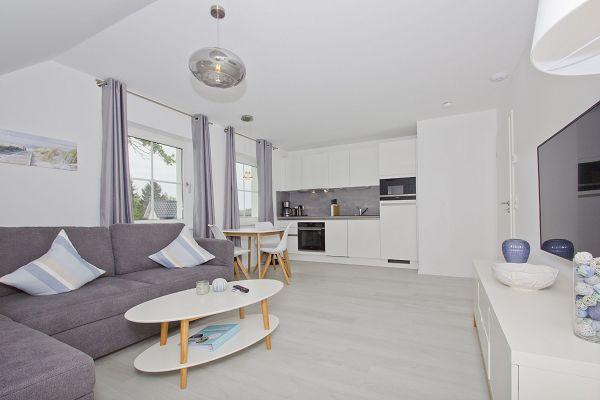 Appartementhaus Inselwind MEERbucht Wohnung Nr. 11 in Groß Zicker