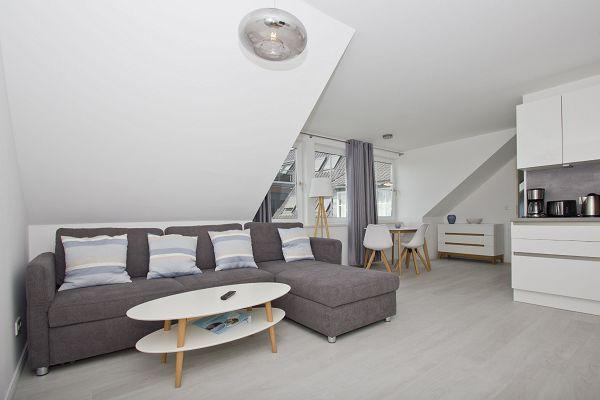 Appartementhaus Inselwind MEERstrand Wohnung Nr. 13 in Groß Zicker