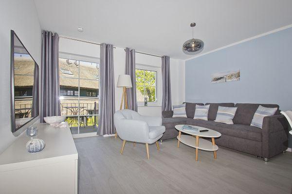 Appartementhaus Inselwind MEERsonne Wohnung Nr. 14 in Groß Zicker