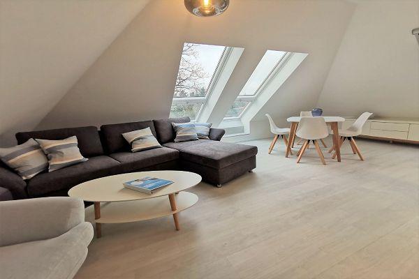 Appartementhaus Inselwind MEERsicht Wohnung Nr. 21 in Groß Zicker