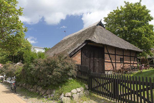 Mönchguter Museumshof im Ostseebad Göhren