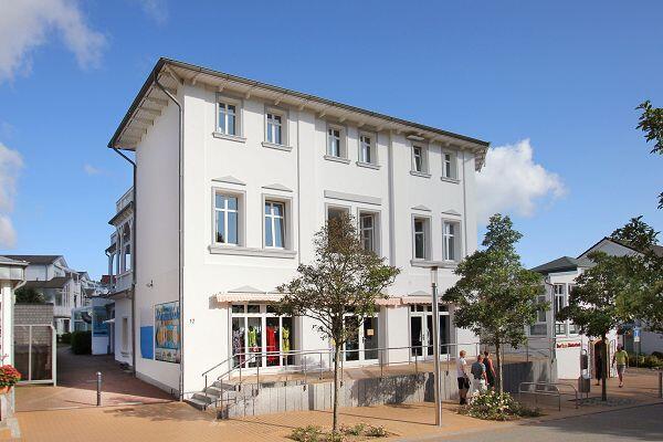Residenz Strandeck im Ostseebad Göhren