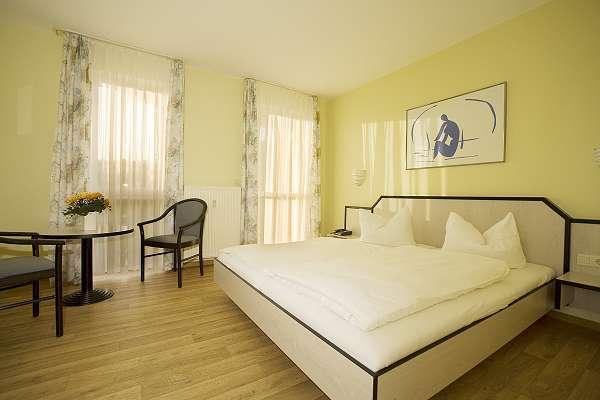 Strandhaus Mönchgut Bed & Breakfast im Doppelzimmer