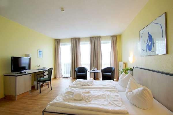 Strandhaus Mönchgut Bed & Breakfast im schönen Doppelzimmer