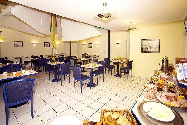 Frühstückssaal im Strandhaus Mönchgut Bed & Breakfast