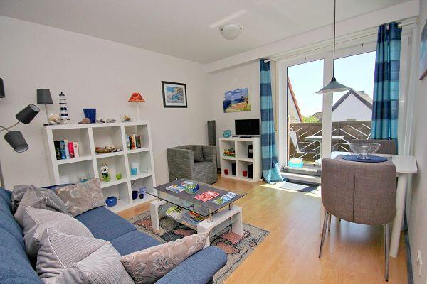 Wohnung 10 in der Villa Seeschwalbe in Breege