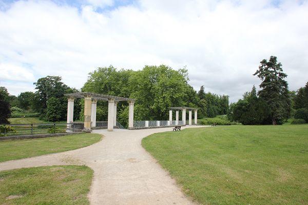 Schlosspark in Putbus