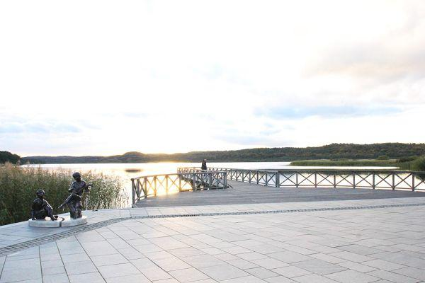 Schmachter See im Ostseebad Binz