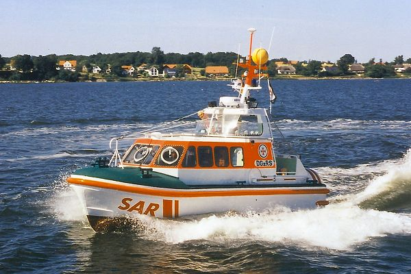 Seenotrettungsboot Putbus