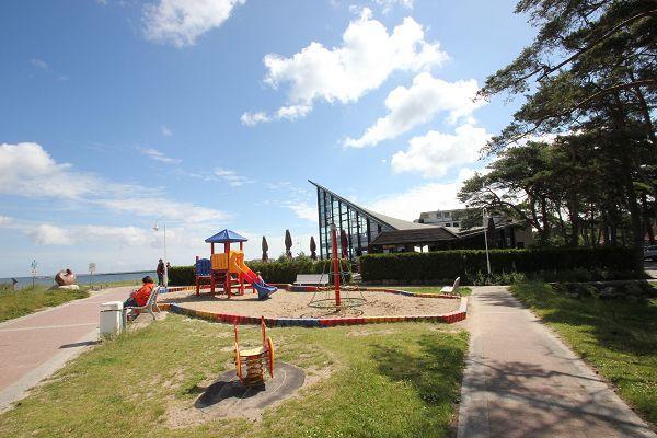 Spielplatz in Glowe