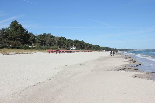 Strand Ostseebad Binz