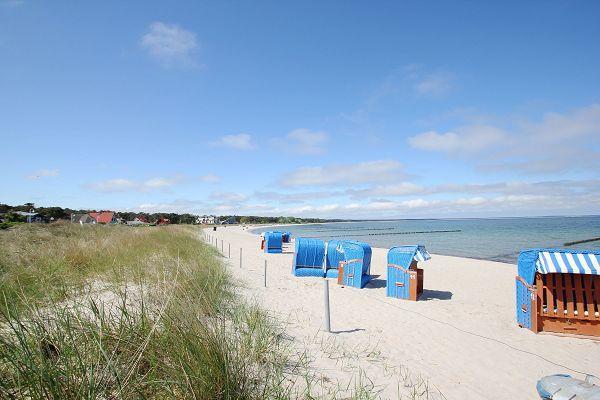 Strand in Glowe