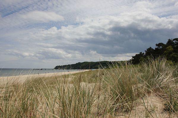 Strand von Göhren