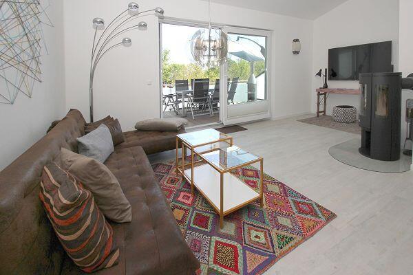 Ferienhaus Villa Playa direkt am Strand