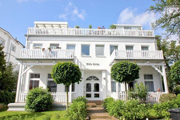 Villa Käthe im Bäderstil in Göhren