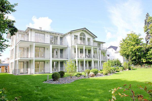 Villa Pauline an der Waldpromenade in Göhren