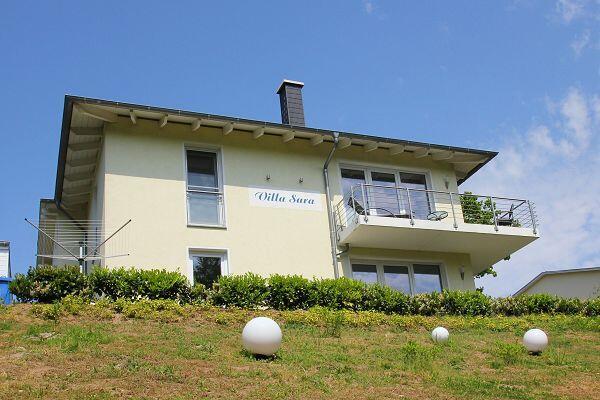 Villa Sara am Ortsrand von Göhren
