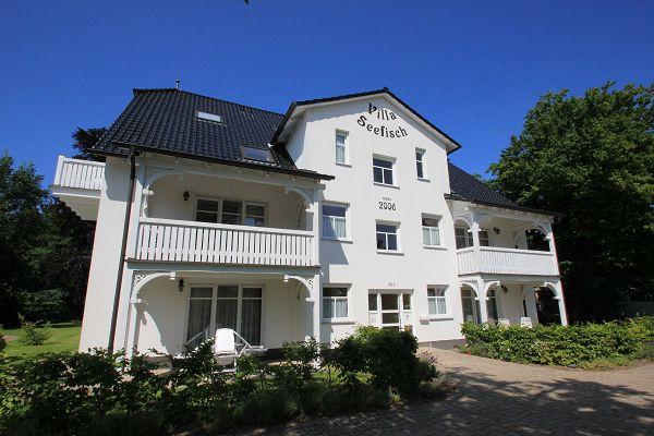Villa Seefisch F-1080 im Ostseebad Göhren