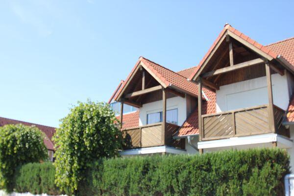 Villa Seeschwalbe in Breege im Norden der Insel Rügen